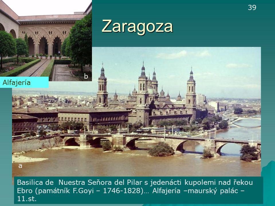 39 Zaragoza. b. Alfajería. a.