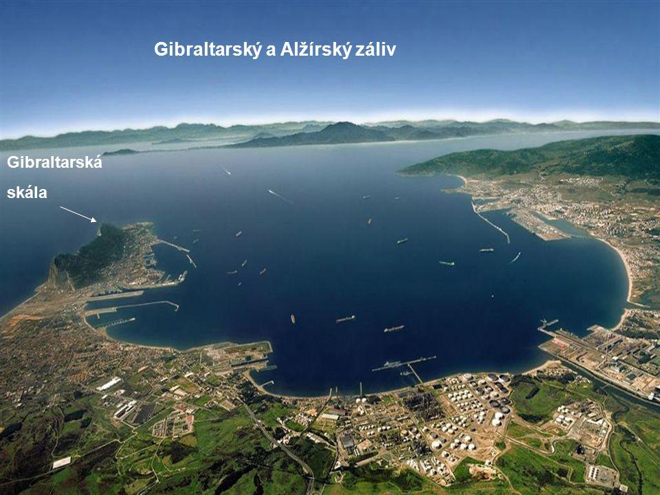 Gibraltarský a Alžírský záliv