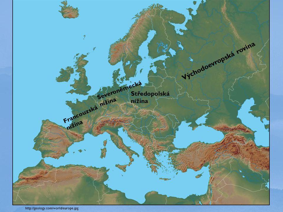 Východoevropská rovina
