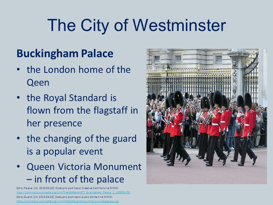 The City of Westminster