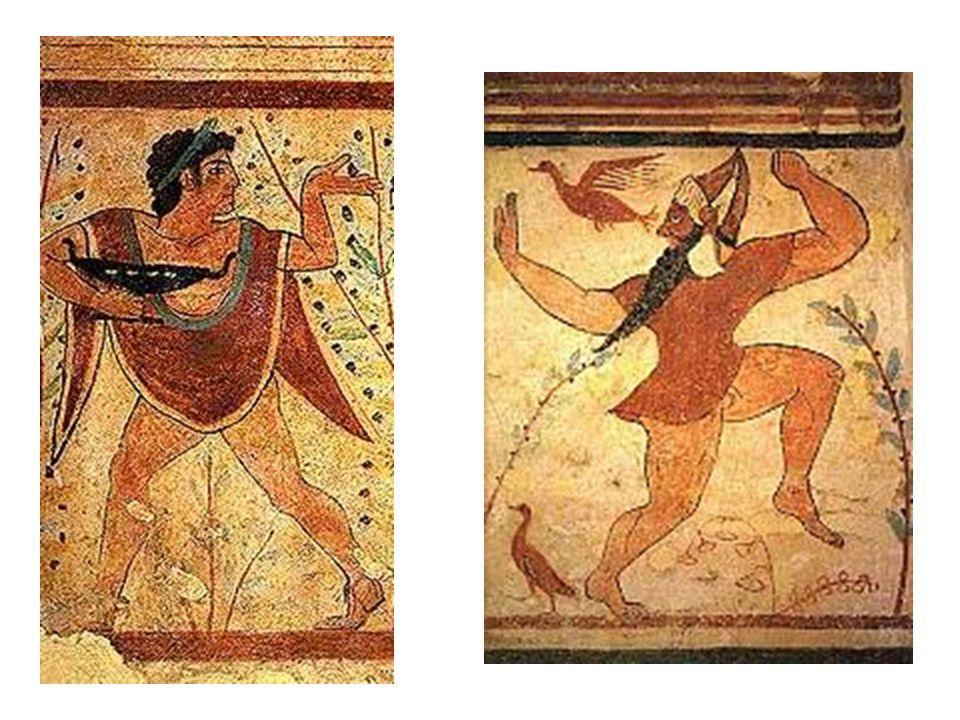 Jiné příklady tanečních motivů