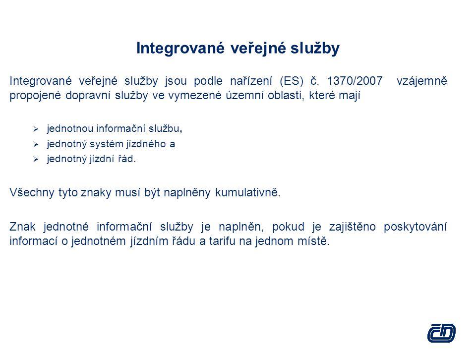 Integrované veřejné služby