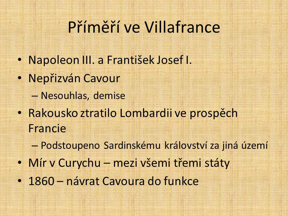 Příměří ve Villafrance