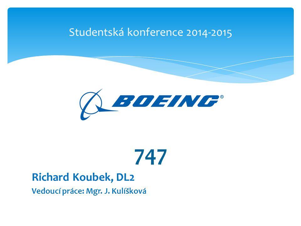 Studentská konference 2014-2015