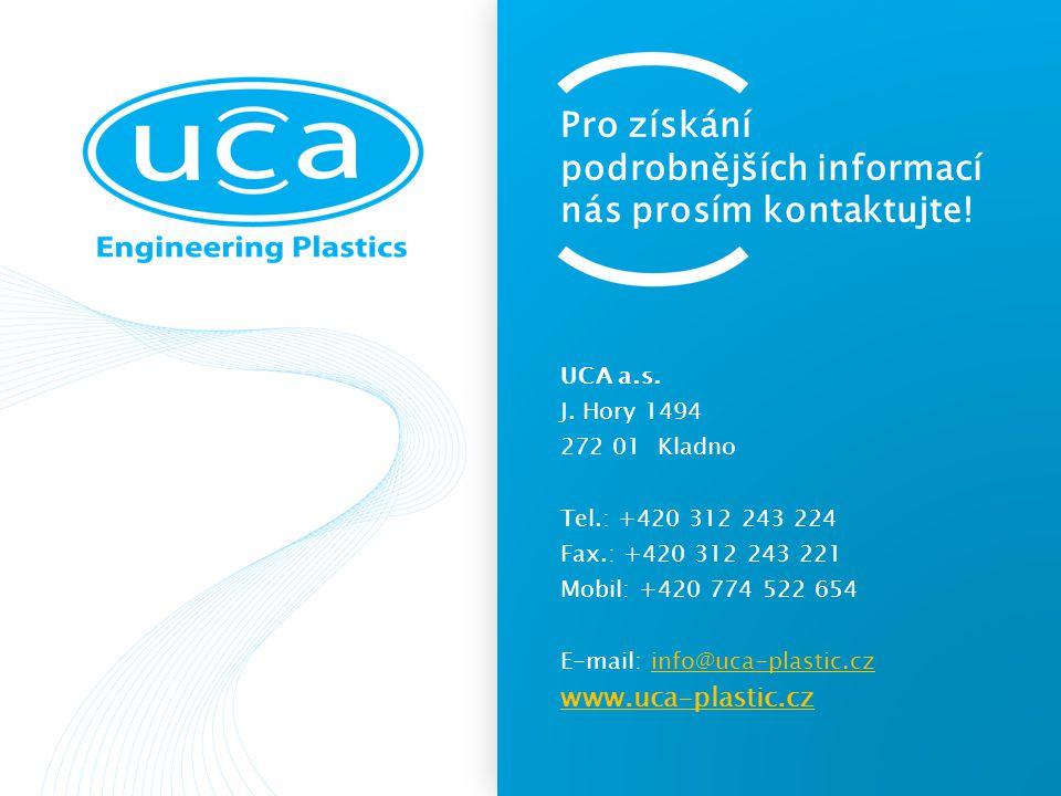Pro získání podrobnějších informací nás prosím kontaktujte!