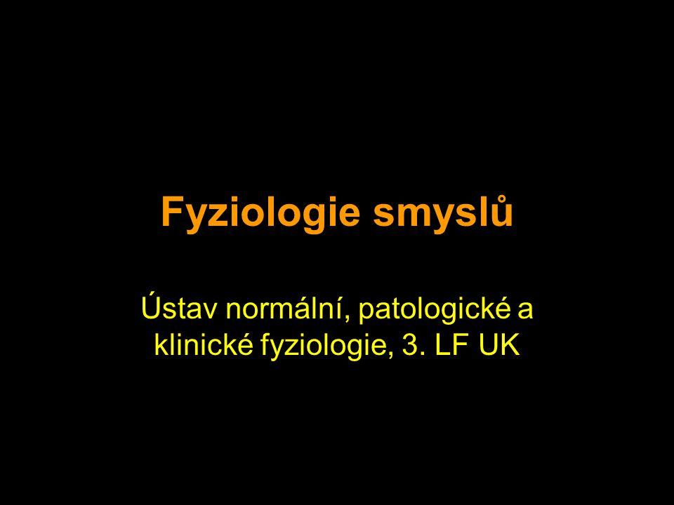 Ústav normální, patologické a klinické fyziologie, 3. LF UK