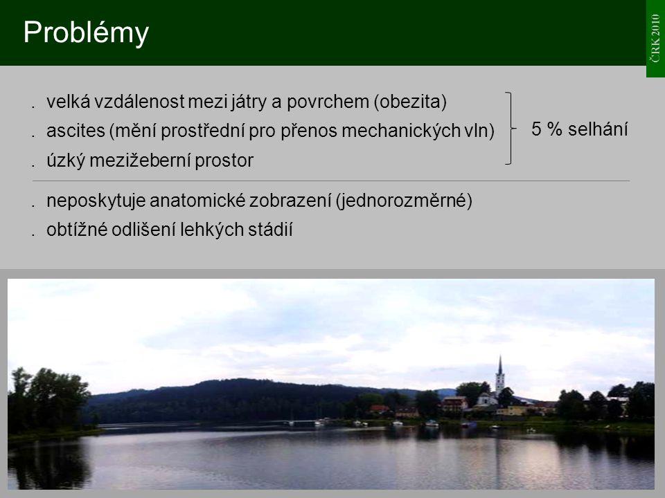 Problémy ČRK 2010.