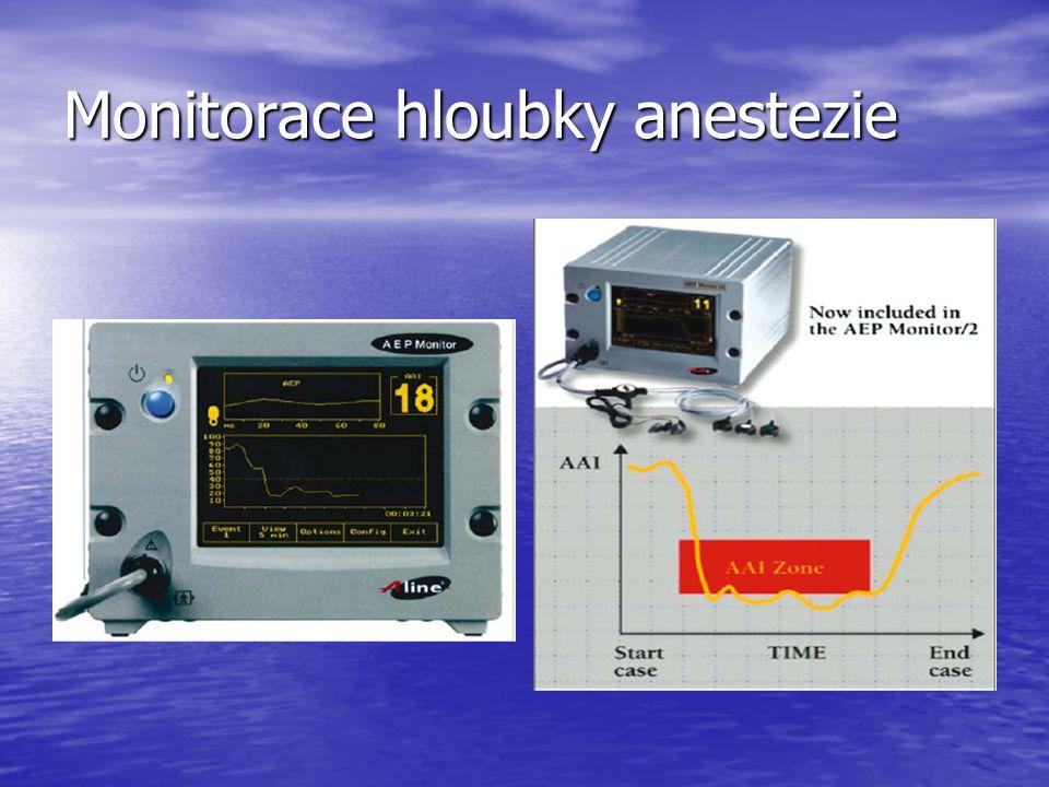 Monitorace hloubky anestezie