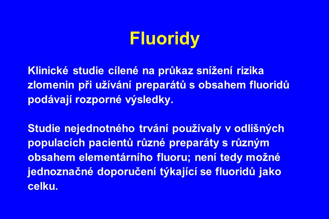 Fluoridy