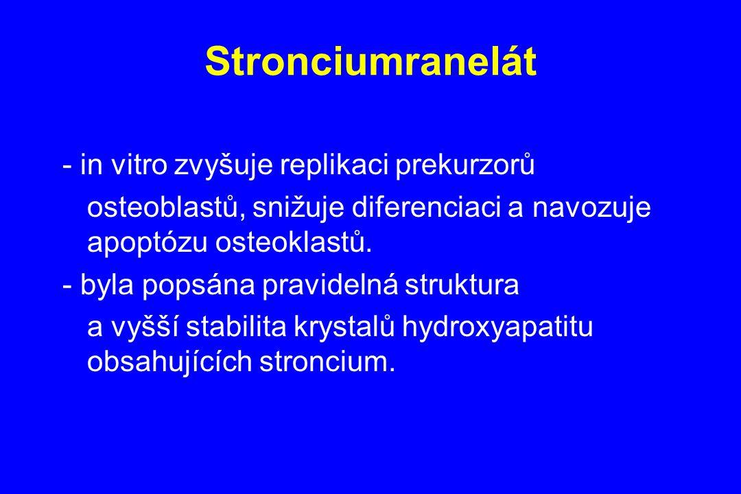 Stronciumranelát