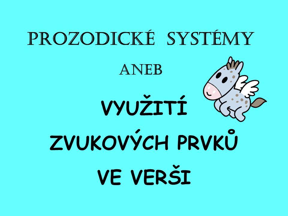Prozodické systémy ANEB
