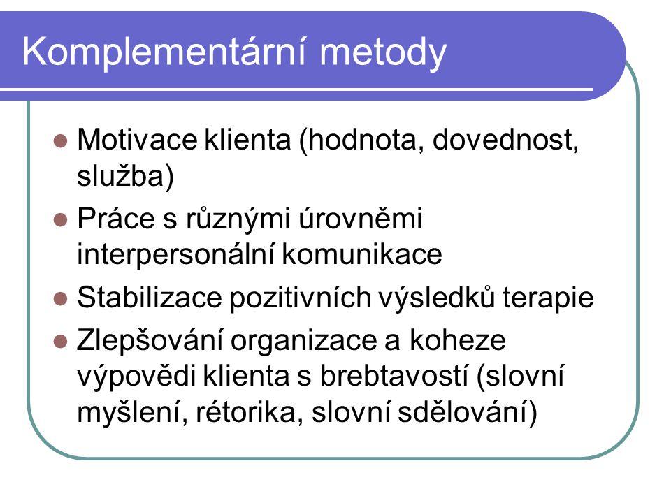 Komplementární metody