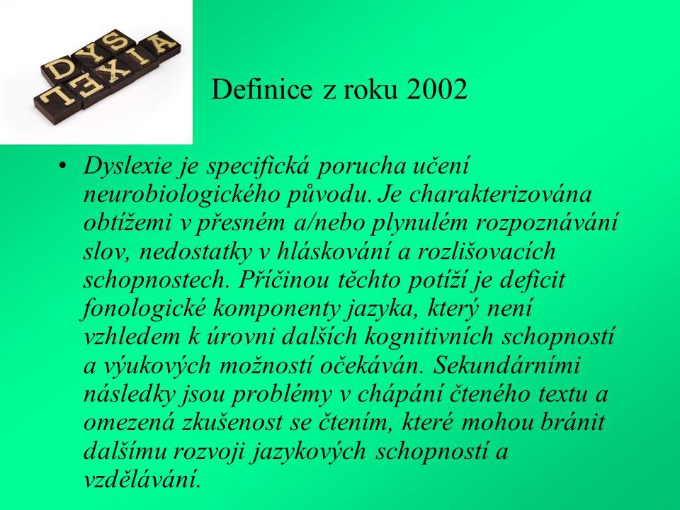 Definice z roku 2002
