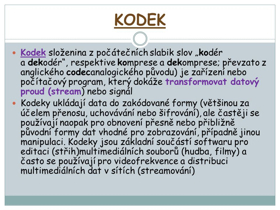 KODEK