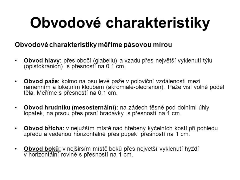 Obvodové charakteristiky