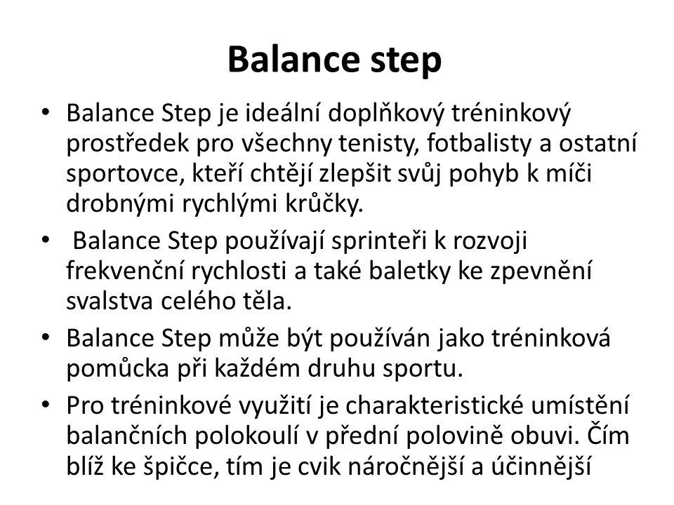Balance step
