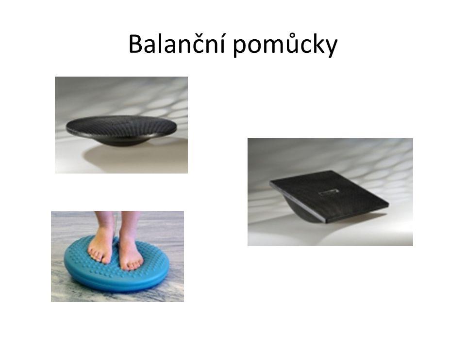 Balanční pomůcky