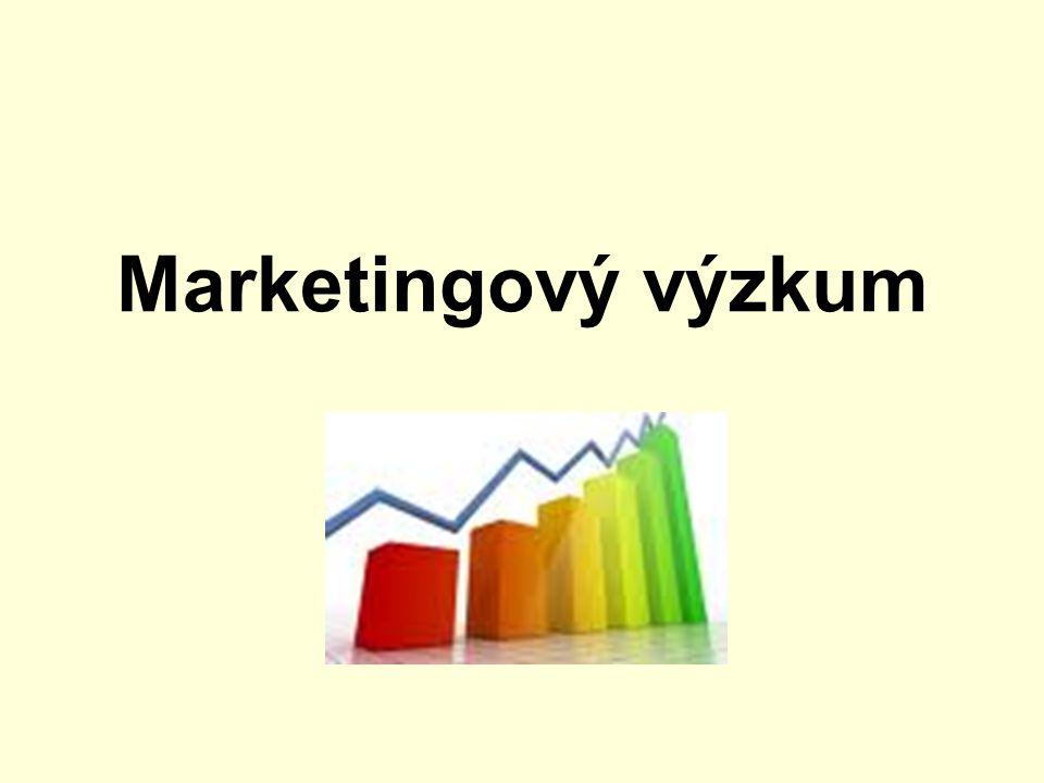 Marketingový výzkum