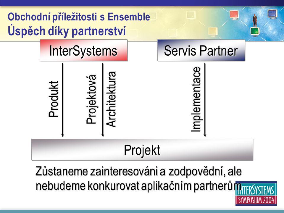 Obchodní příležitosti s Ensemble Úspěch díky partnerství