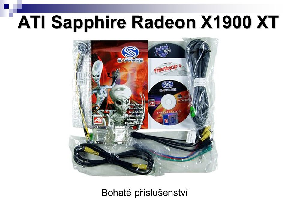ATI Sapphire Radeon X1900 XT