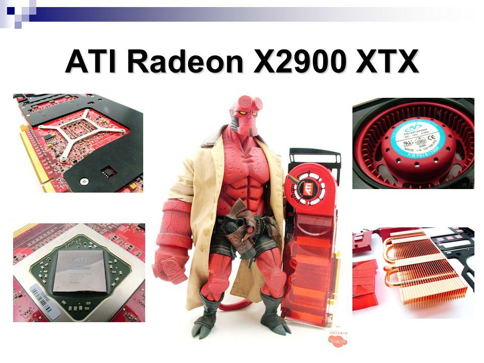 ATI Radeon X2900 XTX