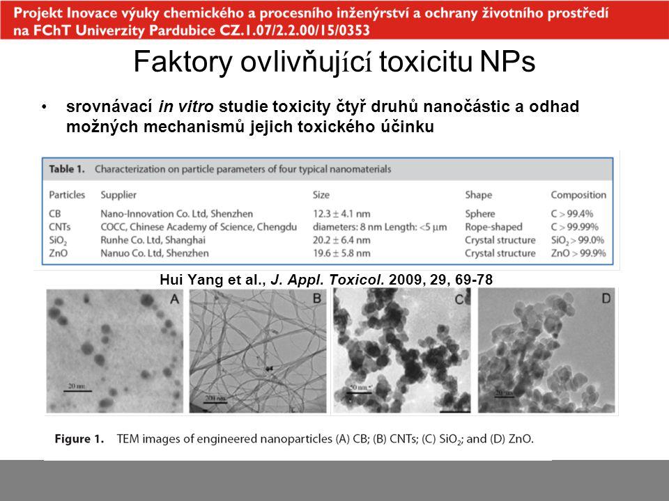 Hui Yang et al., J. Appl. Toxicol. 2009, 29, 69-78
