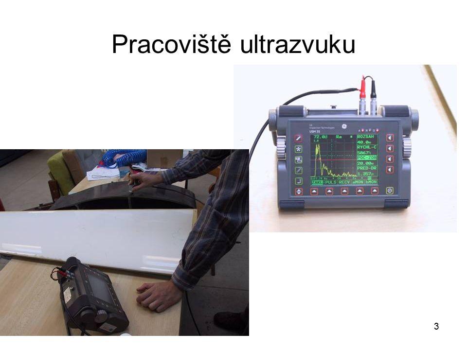 Pracoviště ultrazvuku