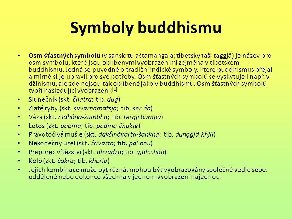 Symboly buddhismu