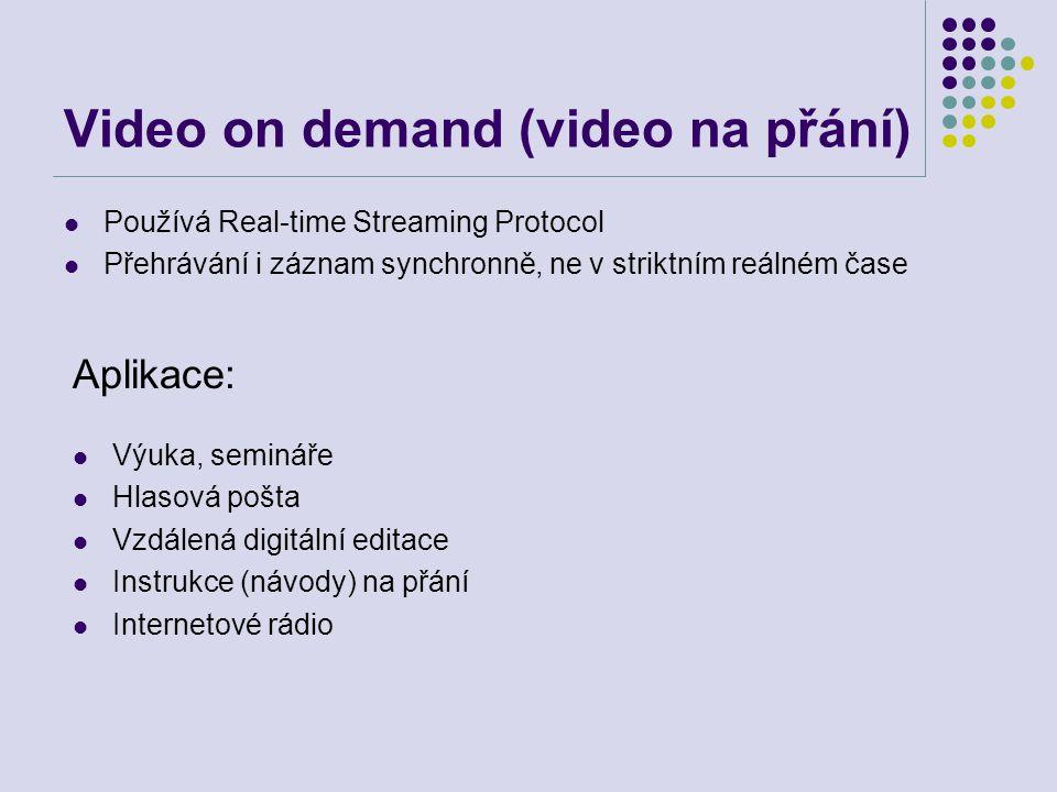Video on demand (video na přání)