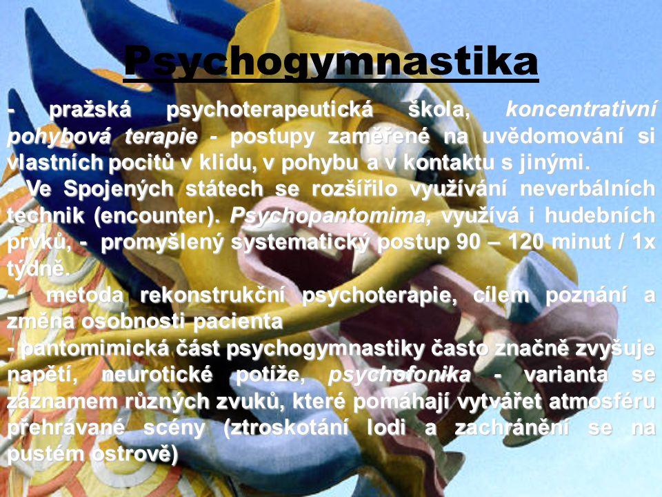 Psychogymnastika