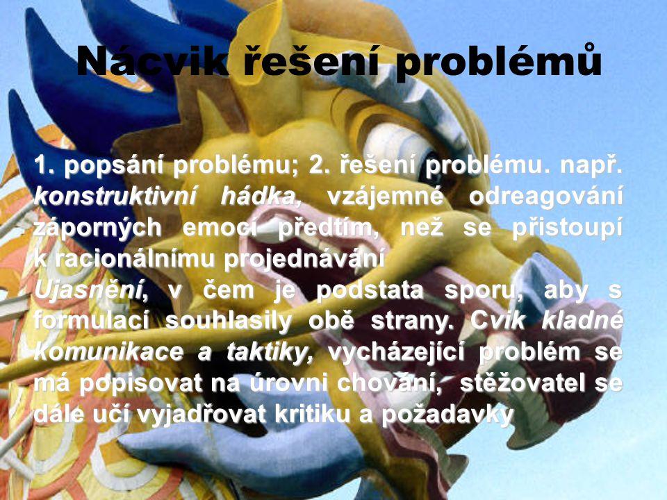 Nácvik řešení problémů