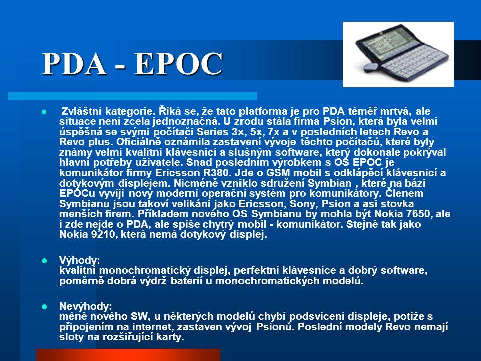 PDA - EPOC
