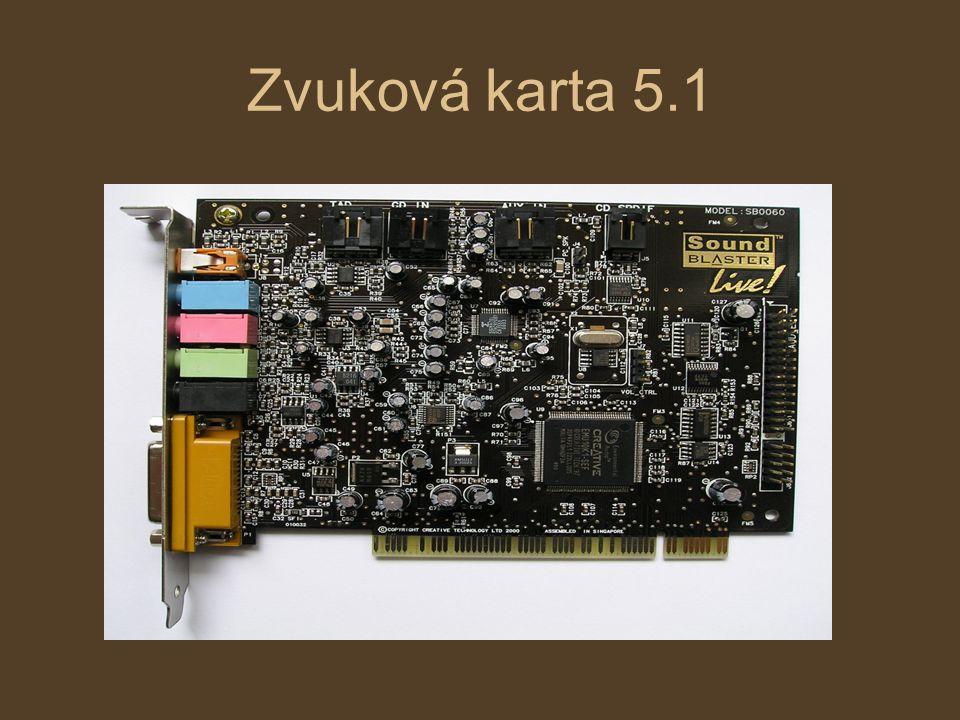 Zvuková karta 5.1