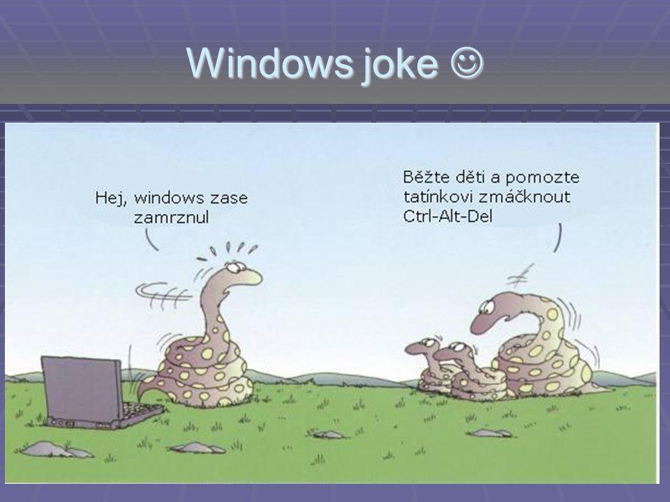 Windows joke 
