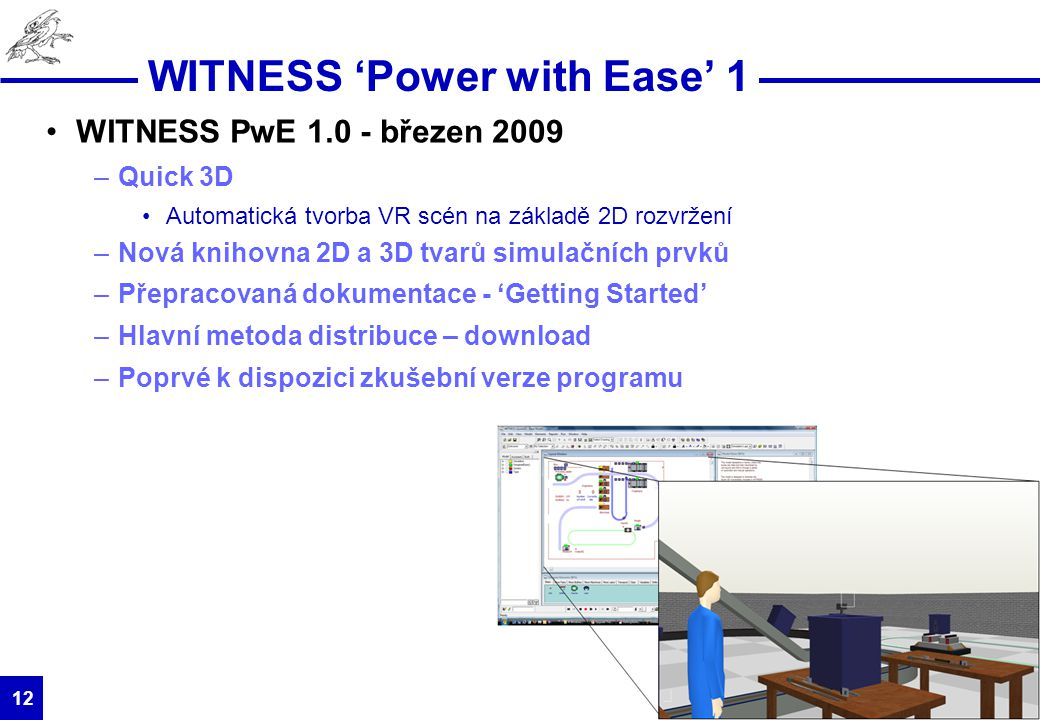 WITNESS 'Power with Ease' 1