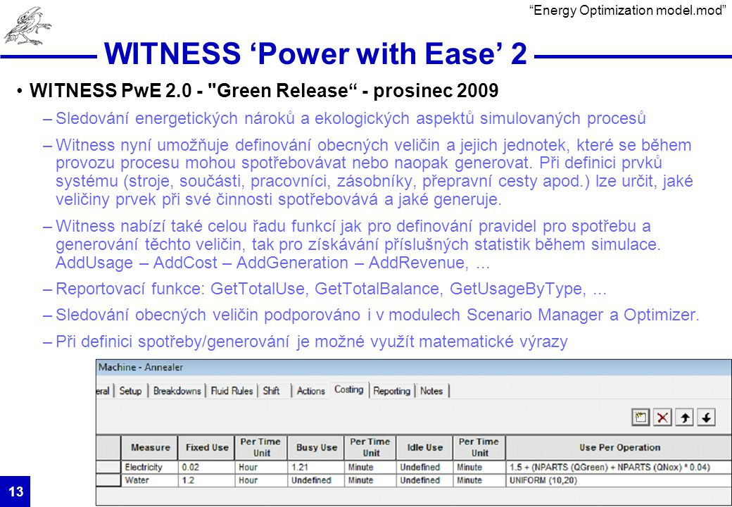 WITNESS 'Power with Ease' 2