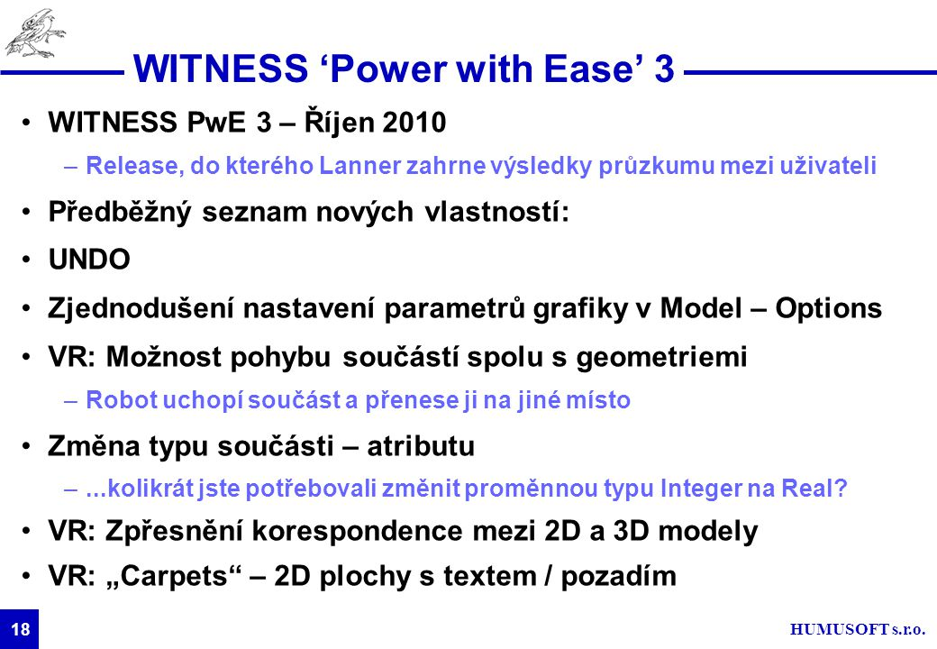 WITNESS 'Power with Ease' 3