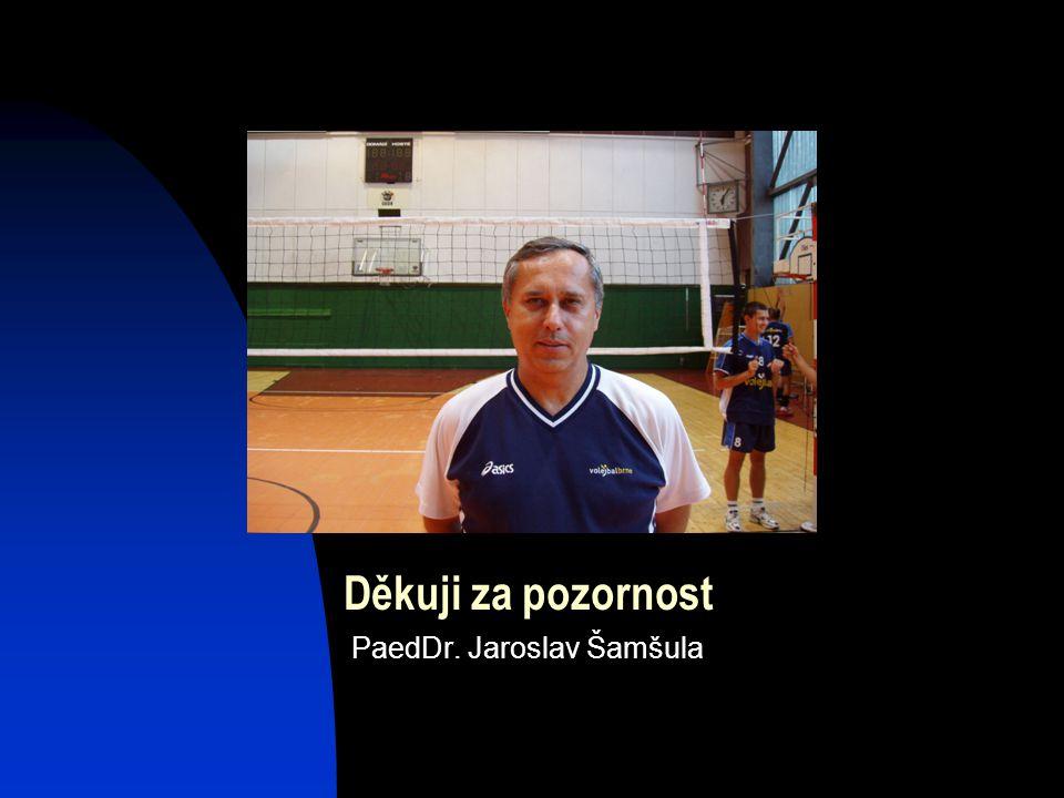PaedDr. Jaroslav Šamšula