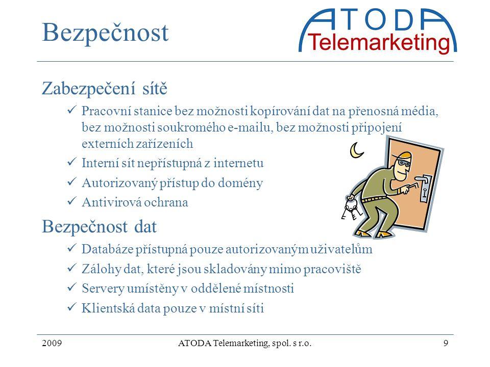 ATODA Telemarketing, spol. s r.o.