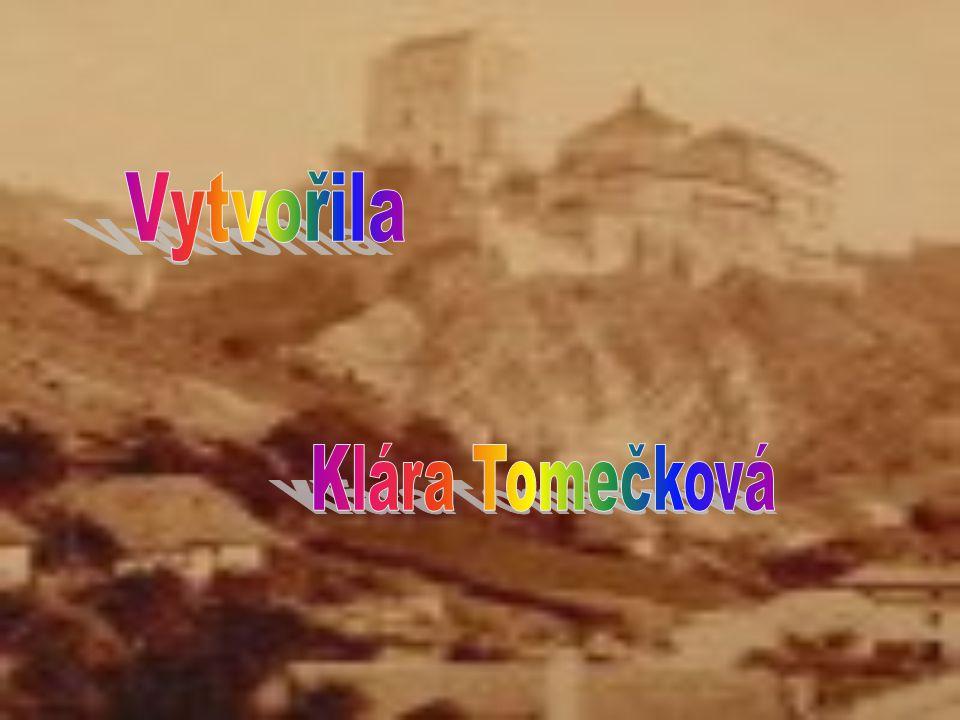 Vytvořila Klára Tomečková