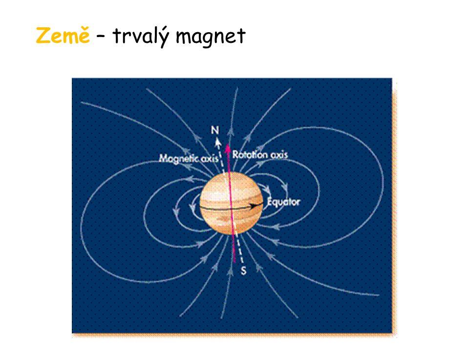 Země – trvalý magnet