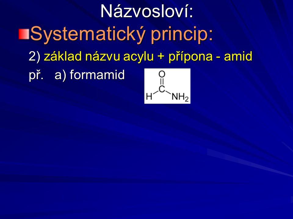 Systematický princip: