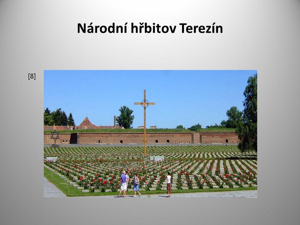 Národní hřbitov Terezín