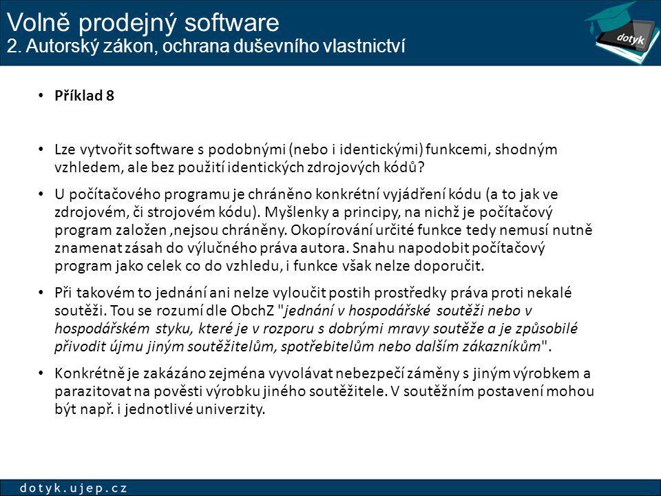 Volně prodejný software 2
