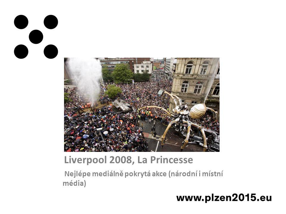 Liverpool 2008, La Princesse