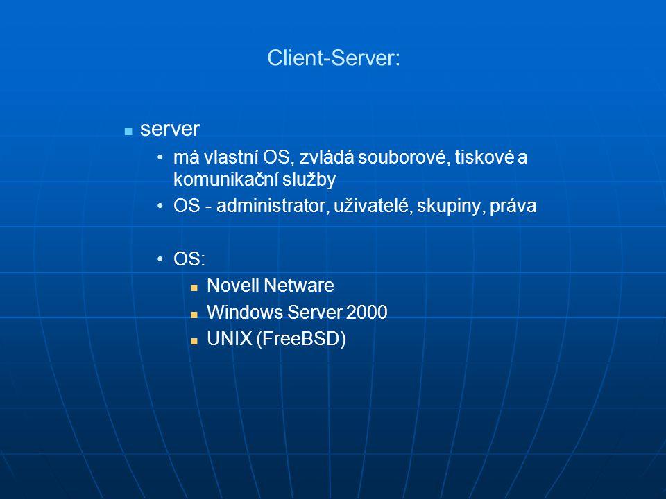 Client-Server: server