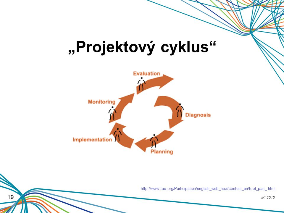"""Projektový cyklus http://www.fao.org/Participation/english_web_new/content_en/tool_part_.html 19"