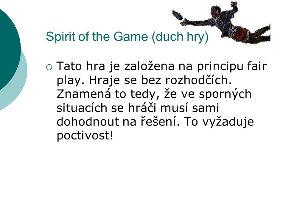 Spirit of the Game (duch hry)