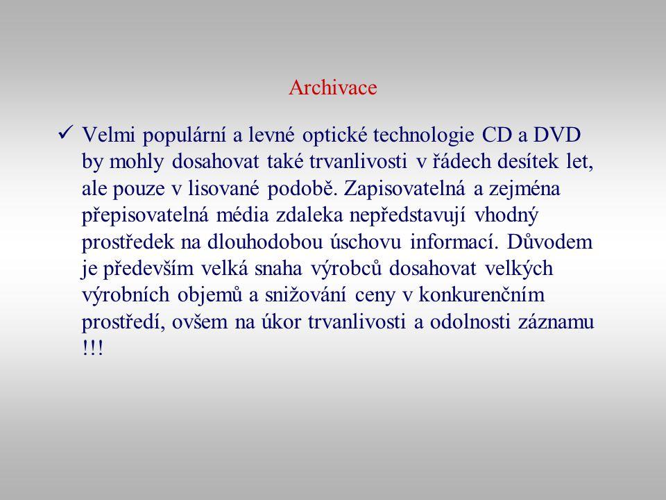 Archivace