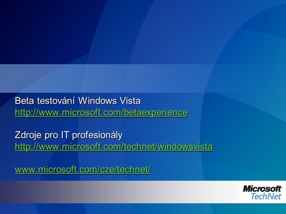 Dotazy / atd… www.microsoft.com/cze/technet/